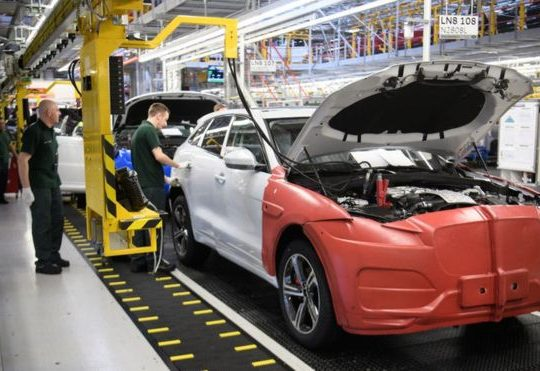 Car Industry Investments Plummet Over Brexit Fears
