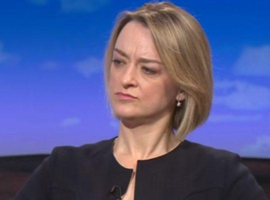 BBC's Laura Kuenssberg Accuses Trump Of Loving To Stir Controversy