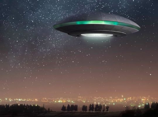 U.S Senator Calls For Threat Of Ufos To Be Taken Seriously