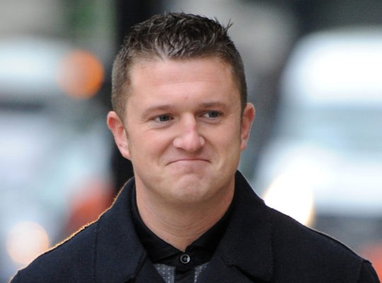 Tommy Robinson Found In Contempt Of Court