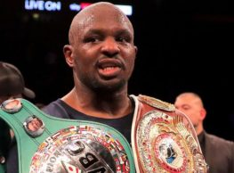 Questionable WBC Reinstate Dillian Whyte's Mandatory Position