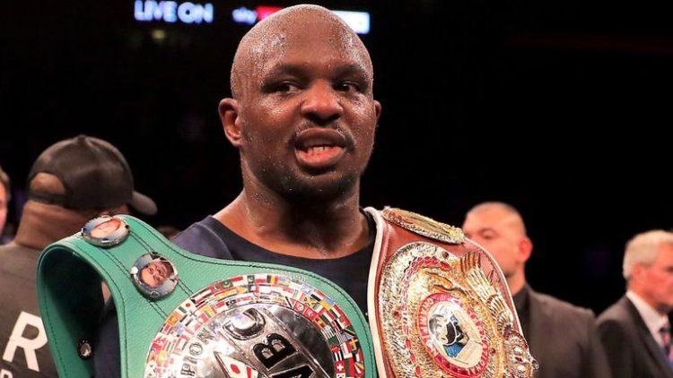 Dillian Whyte Accuses Tyson Fury Of Using Covid As Excuse To Duck Wilder