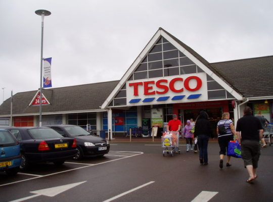 Tesco To Make Thousands Of Staff Redundant