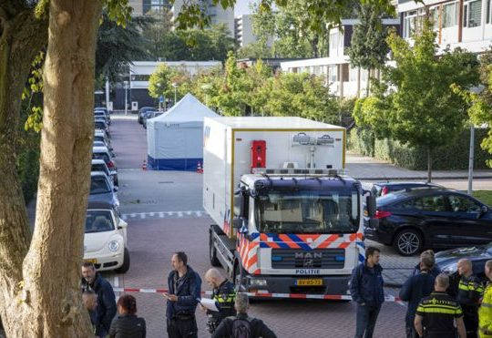 Mourning Over Lawyer Murdered In Gangland Case On Amsterdam Streets