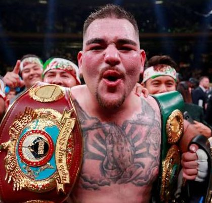 Andy Ruiz Vows To Repeat Stunning Conquest Of Anthony Joshua