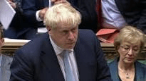 UK Prime Minister Urges For MP Support In National Interest