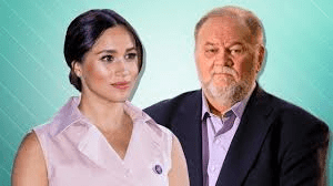 Meghan Markle's Dad's Disastorous  Offer To Fly To Uk