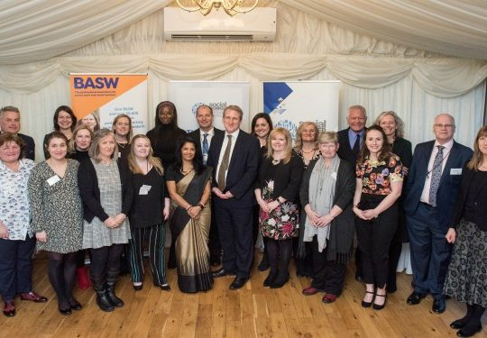 High Standards Shortlist Of Social Worker Of The Year Announced
