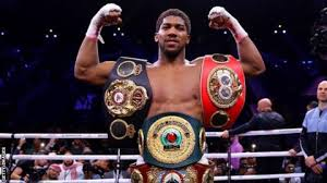 Anthony Joshua To Have Mega Xmas After Regaining World Titles