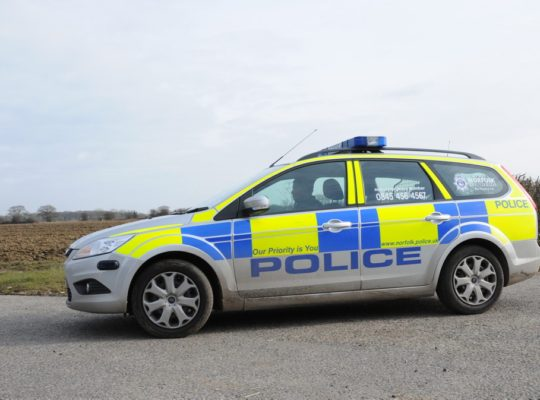 Norfolk And Suffolk Police Blasted For Failing To Record Crimes