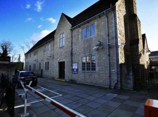 Jobcentre In Oxford Converted To £2m Homeless Shelter