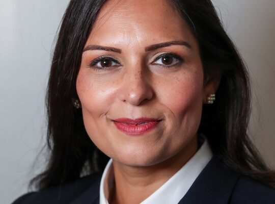 Priti Patel Should Be Forgiven And Allowed To Celebrate If England Win Tonight