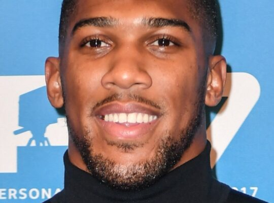 Why Anthony Joshua Has Big Catching Up To Do With King Fury
