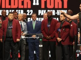 Wilder And Fury Are Heavy And Ready For Title Fight War