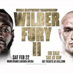 Tyson Fury And Deontey Wilder To Earn £19m For Big Title Fight