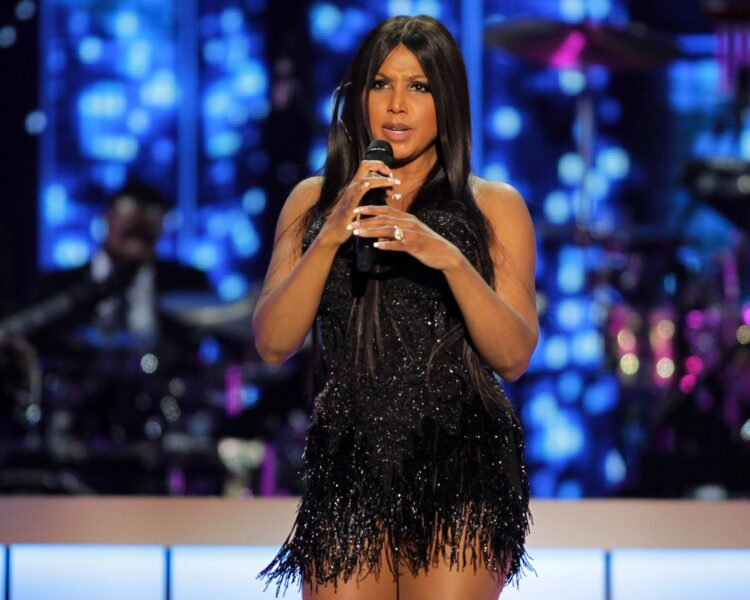 Grammy Star Toni Braxton Calls On Romantically Hurt Women To Quarantine Their Heart