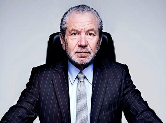 Lord Sugar Cruelly Compares Piers Morgan To Self Centred Hitler