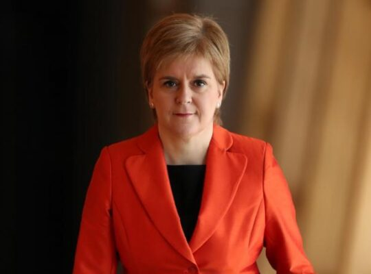 Sturgeon: Its Time To Shine Light On Asylum Seekers After Glasgow Massacre