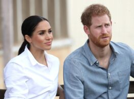 Prince Harry And Meghan Markle's Daughter Added To Royal Line Of Succession