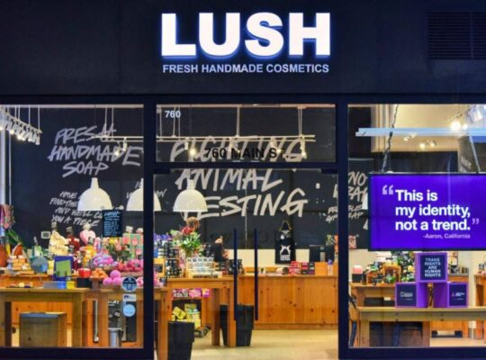 Cosmetic Company Lush Exposed For Employee Underpayment Of $4m