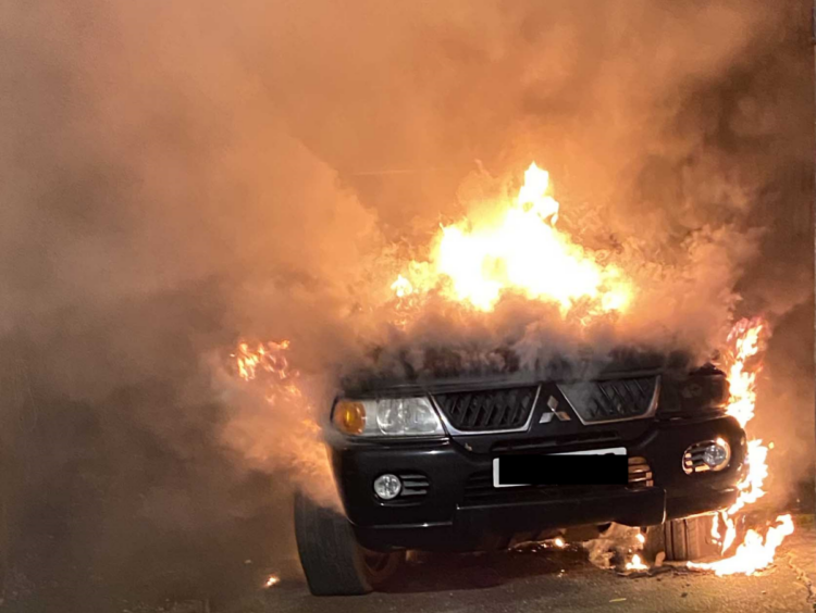 Press Campaigners Call For Cops To Find Arsonists Of Scottish Crime Magazine