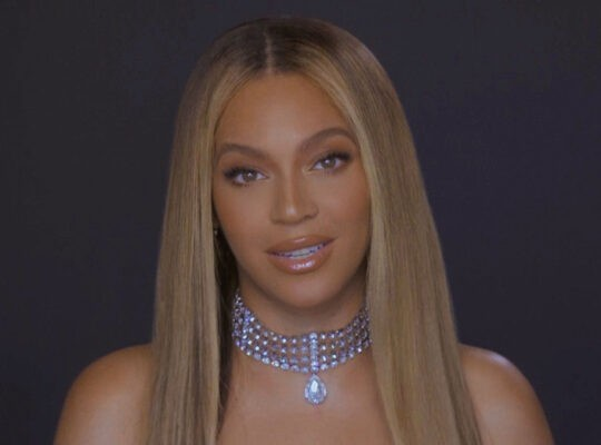 Proud Beyonce Tops 2021 Grammy Awards Nomination