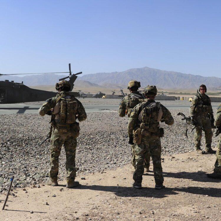 Disturbing Report: Australian Soldiers Unlawful Killing Of People In Afghan War