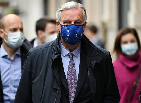 Michael Barnier's Visit To London For Face To Face Brexit Talks Must Achieve  Agreement