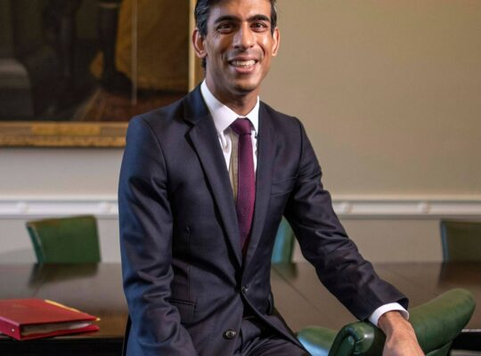 Chancellor Rishi Sunak To Increase Universal Credit By £20 A Week