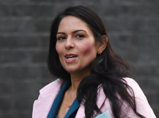 Investigation Into Priti Patel Bullying Ongoing Process