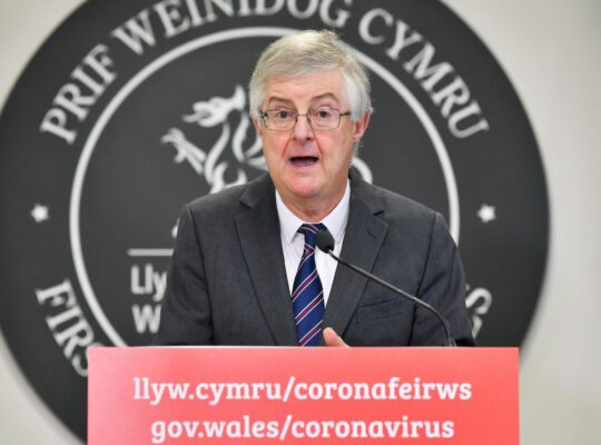 Wales Minister: Impact Of Covid-19 Vaccine Will Not Be Seen Nationally For Months