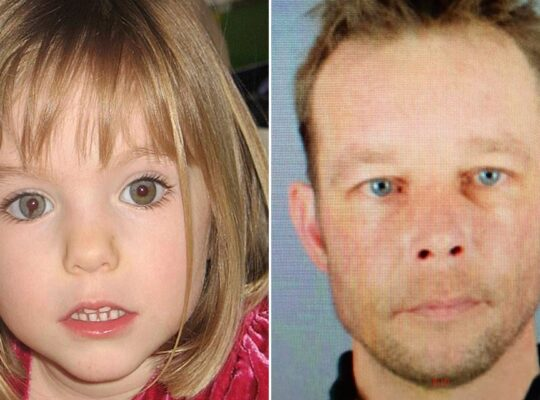 German Prosecutors In Maddie Case Finally Confident They Have Evidence To Charge Brueckner