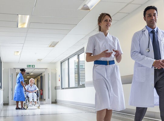 Long Awaited  Pay Rise For Nhs Workers To Be Announced
