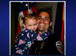 Celebrated Arizona Police Officer Adopts 4 Year Old Girl Rescued From Abusive Family