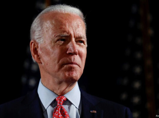 Joe Biden Becomes First World Leader To Issue Proclamation Commemorating Indifenous People's Day