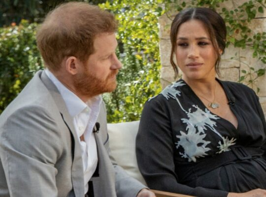 Meghan Still Heavily Grudged For Revealing To Oprah Kate Made Her Cry