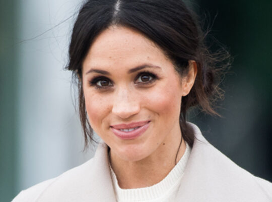 Meghan Markle Calls For Paid Leave For Parents In Letter To Pelosi In  Congress