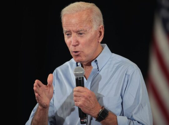 Joe Biden Announces Sweeping Investment Plans For Jobs