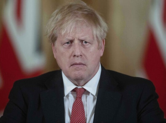 Boris Johnson's Number Online For 15 Years Believed To Have Caused Security Risk