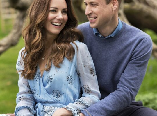 Duke And Duchess Of Cambridge Release  Romantic Pictures Ahead Of Wedding Anniversary