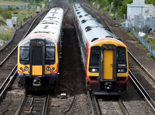 Rail Passengers Promised More Efficient Service In Biggest Shake Up