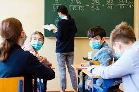 Face Masks No Longer Required In UK Secondary Schools