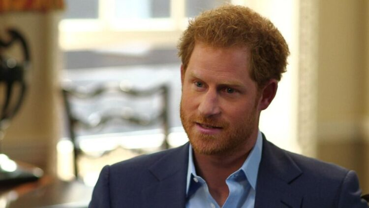Prince Harry Tells Good Morning America He Used Drink And Drugs To Cope With Diana's Death