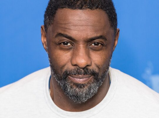 Idris Elba Set To Star In Action Film Stay Frosty