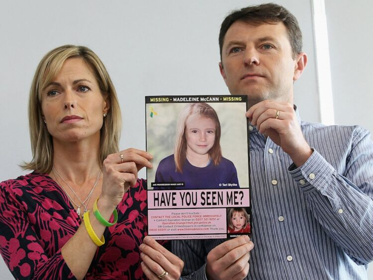 Parents Of Missing Madelaine McCann Cling To Hope Of Finding Her Ahead Of 18th Birthday