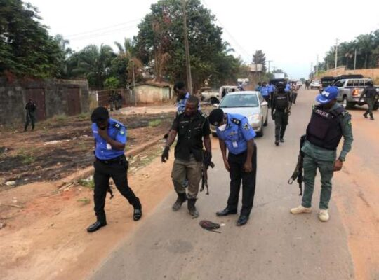 Nigerian Police Investigate Killings Of Seven Officers In Rivers State