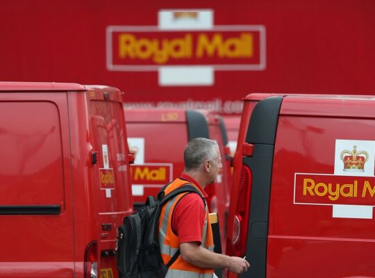 Royal Mail Issues Fresh Warning To Members Of The Public
