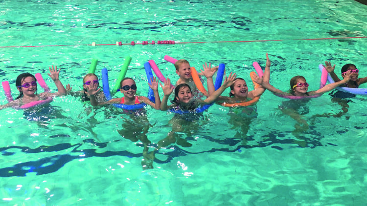 Parents Advised To Put Swimming Lessons Front And Centre Of Their Priorities