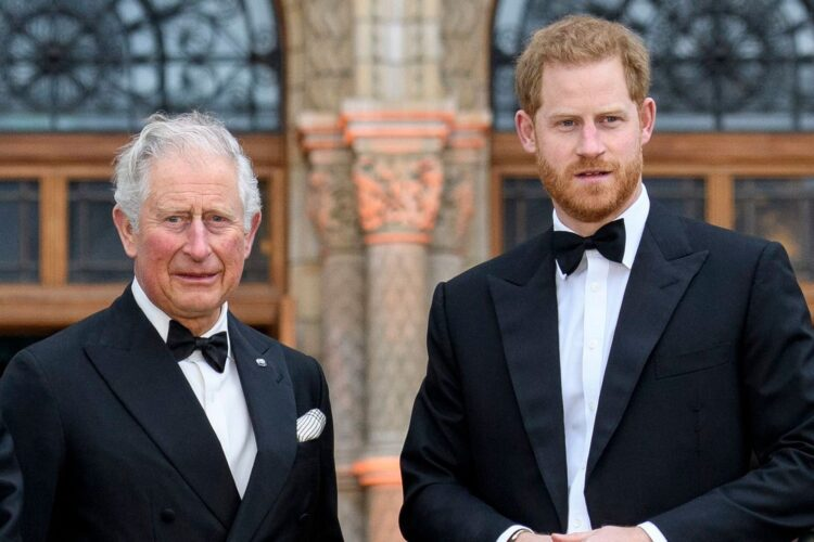 British Press Unwittingly Adding Strain To Prince Harry's Relationship With His Father