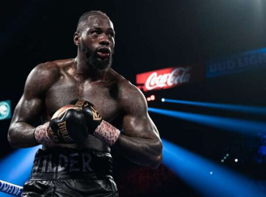 Wilder: It Was Foolish And Immature Of Fury's Team To Look Past Us